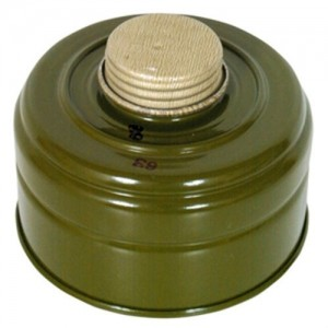 40mm Gas Mask Filter -  Fits 40mm NATO Masks