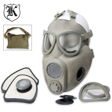 Military Surplus Czech M10 Gas Mask