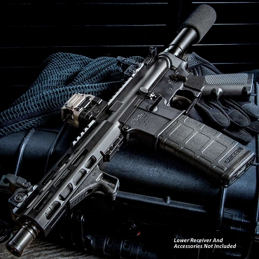 AR-15 Pistol Build Kit - BlackStar Survival
