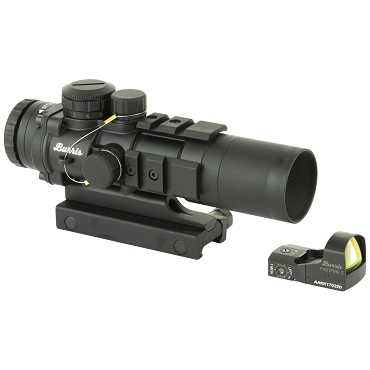 Burris AR-332 Red Dot Illuminated Ballistic CQ Reticle w/ FastFire 3