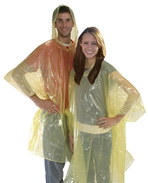 Emergency Poncho with Hood (COPY)