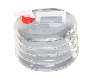 NEW 5 Quart Water Carrier
