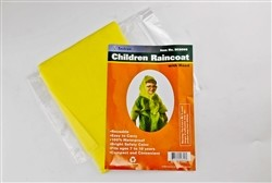 Emergency Poncho - Children's Size
