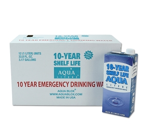 Emergency Drinking Water - Case of 12