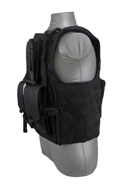 Bearcat MOLLE Plate Carrier Vest