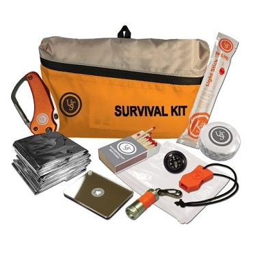 FeatherLite Survival Kit Orange - 2.0