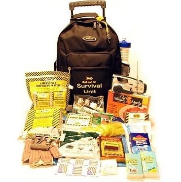 Roll And Go Survival Kit - 1 Person Kit