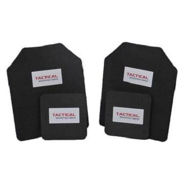 10mm Trauma Pads Backers For AR500 Armor - Various Sizes