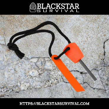 Flint Starter - BlackStar Survival