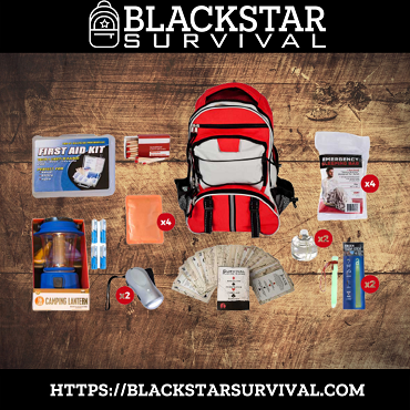 Family Blackout Kit - BlackStar Survival