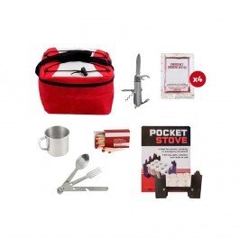 Emergency Food Preparation Kit - BlackStar Survival