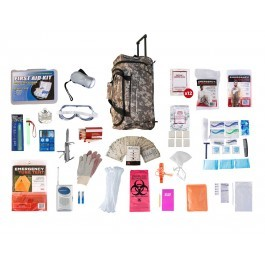 1 Person Elite Survival Kit (72+ Hours)