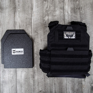 AR500 Armor® Testudo Gen 2 General Issue Package - Carrier & Plates