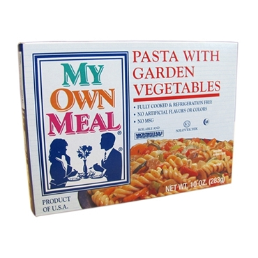 My Own Meal® Pasta with Garden Vegetables