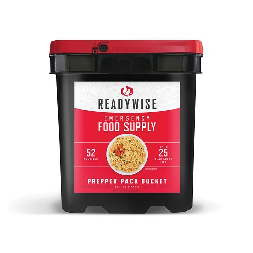 ReadyWise Prepper Pack (52 Servings)