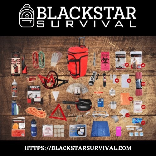 Family Road Kit - BlackStar Survival